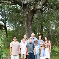 Oblas Family, Huntington Beach State Park
