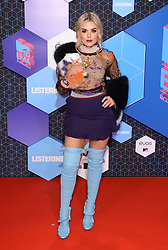 Tallia Storm attending the MTV Europe Music Awards 2016 at the Rotterdam Ahoy Arena, Rotterdam, the Netherlands. Photo credit should read: Doug Peters/EMPICS Entertainment