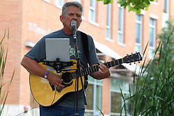 Make Music Normal festival - Uptown Normal<br /> <br /> The Neals:<br /> Tommy and Breann Neal