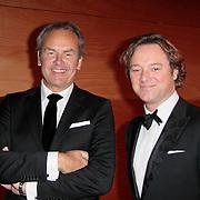 NLD/Breda/20111023 - Premiere De Producers, Bert Kuizinga en Frits Sissing