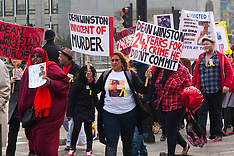 "2015-03-17 Dozens protest against ""unfair"" Joint Enterprise Laws"