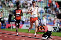 Friidrett , 15. juni 2017 ,  Diamond League , Bislett Games<br /> Marius Vedvik   , NOR 3000 m