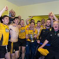 Clonlara celebrate their Clare Cup Win