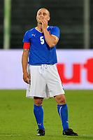 """Fabio Cannavaro (Italia)<br /> Firenze 30/5/2008 Stadio """"Artemio Franchi"""" <br /> Friendly Match - Amichevole<br /> Italia Belgio / Italy Belgium (3-1)<br /> Foto Andrea Staccioli Insidefoto"""