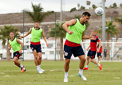 Bailey Wright of Bristol City - Mandatory by-line: Matt McNulty/JMP - 21/07/2017 - FOOTBALL - Tenerife Top Training Centre - Costa Adeje, Tenerife - Pre-Season Training