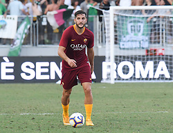 July 20, 2018 - Frosinone, Lazio, Italy - Kostas Manolas during the Pre-Season Friendly match between AS Roma and Avellino at Stadio Benito Stirpe on July 20, 2018 in Frosinone, Italy. (Credit Image: © Silvia Lore/NurPhoto via ZUMA Press)