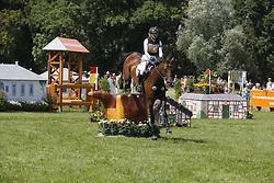 Klimke Ingrid (GER) - FRH Escada JS<br /> DHL Preis<br /> Weltfest des Pferdesports CHIO Aachen 2014<br /> © Hippo Foto - Dirk Caremans