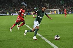 September 22, 2018 - Saint Etienne - Stade Geoffroy, France - Remy Cabella  (Credit Image: © Panoramic via ZUMA Press)