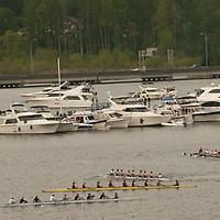 Seattle's official season-opening regatta and crew race on Lake Washington.