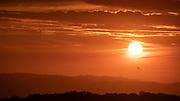 Sunset at Monteverde, Costa Rica