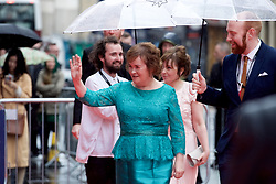 "Susan Boyle, on the red carpet at the Edinburgh International Film Festival world Premier of ""England is Mine"" at Edinburgh's Festival Theatre. Sunday, 2nd July, 2017(c) Brian Anderson 