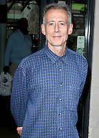 Peter Tatchell, Veganuary 2017 - Launch Party, Tibits, London UK, 18 August 2016, Photo by Brett D. Cove