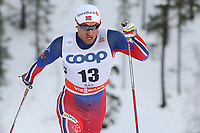 ppLangrenn<br /> FIS World Cup<br /> 27.11.2015<br /> Foto: Gepa/Digitalsport<br /> NORWAY ONLY<br /> <br /> Ruka - Finland<br /> Sprint C<br /> <br /> FIS World Cup, Nordic Opening 2015, Sprint C, men. Image shows Petter Northug (NOR).