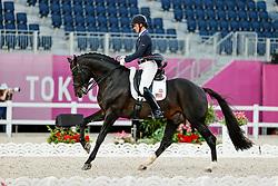 Lyle Adrienne, USA, Salvino, 171<br /> Olympic Games Tokyo 2021<br /> © Hippo Foto - Stefan Lafrentz<br /> 27/07/2021