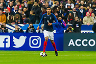 Raphael Varane (fra) during the International Friendly Game football match between France and Colombia on march 23, 2018 at Stade de France in Saint-Denis, France - Photo Pierre Charlier / ProSportsImages / DPPI