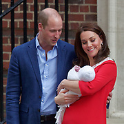 20180423-Duke and Duchess of Cambridge Royal Birth