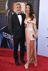June 8, 2018 - Los Angeles, California, USA - 6/7/18.George Clooney and Amal Alamuddin Clooney at the American Film Institute''s 46th Life Achievement Award Gala Tribute To George Clooney..(Dolby Theatre, Hollywood, CA) (Credit Image: © Starmax/Newscom via ZUMA Press)