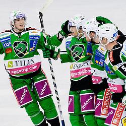 20111106: SLO, AUT, Ice Hockey - EBEL League 2011-2012, 20th Round
