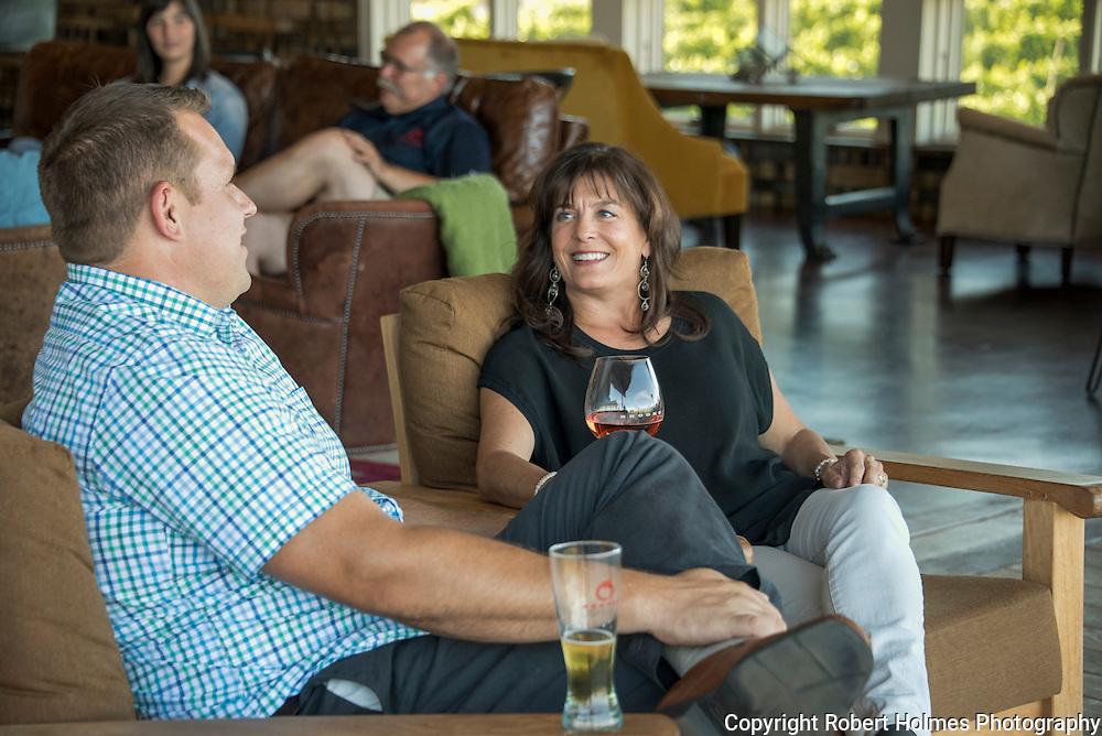 Brooks winery, Eola Hills AVA, Willamette Valley, Oregon