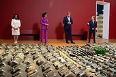 Koning opent tentoonstelling Slavernij in het Rijksmuseum