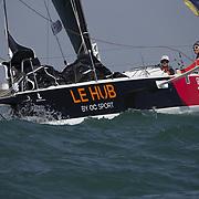 CAUDRELIER Charles / DELAHAYE FAbien / Le HUB by OC SPORT
