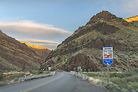 Journey Through Time Highway at Picture Gorge, Oregon