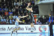 DESCRIZIONE : Eurocup 2013/14 Gr. J Dinamo Banco di Sardegna Sassari -  Brose Basket Bamberg<br /> GIOCATORE : Casey Jacobsen<br /> CATEGORIA : Tiro Tre Punti<br /> SQUADRA : Brose Basket Bamberg<br /> EVENTO : Eurocup 2013/2014<br /> GARA : Dinamo Banco di Sardegna Sassari -  Brose Basket Bamberg<br /> DATA : 19/02/2014<br /> SPORT : Pallacanestro <br /> AUTORE : Agenzia Ciamillo-Castoria / Luigi Canu<br /> Galleria : Eurocup 2013/2014<br /> Fotonotizia : Eurocup 2013/14 Gr. J Dinamo Banco di Sardegna Sassari - Brose Basket Bamberg<br /> Predefinita :