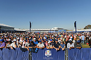 Illustration during the Opening Ceremony of Ryder Cup 2018, at Golf National in Saint-Quentin-en-Yvelines, France, September 27, 2018 - Photo Philippe Millereau / KMSP / ProSportsImages / DPPI