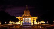 EDMONTON GOVERMENT LEGISLATURE BUILDING.<br /> <br /> IN EDMONTON, ALBERTA, CANADA.<br /> PIC MARK DAVISON / PLPA