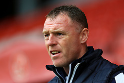 Bristol Rovers manager Graham Coughlan looks on - Mandatory by-line: Matt McNulty/JMP - 27/04/2019 - FOOTBALL - Highbury Stadium - Fleetwood, England - Fleetwood Town v Bristol Rovers - Sky Bet League One