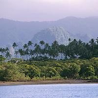 Fiji Islands, Savusavu Bay scenic