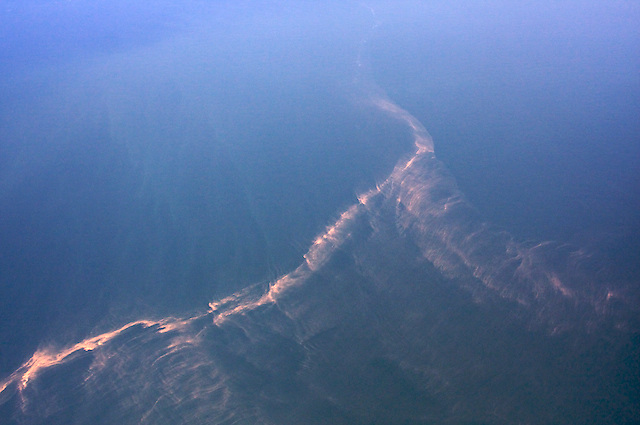 Oil Spill, Mississippi Sound/Gulf of Mexico
