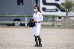 Sprunger Janika, SUI<br /> CSI 3* Grand Prix Azelhof - Lier 2020<br /> © Hippo Foto - Dirk Caremans<br /> 26/07/2020