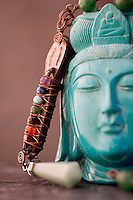 Still Life Photography antique krishna figurine.