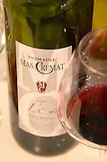 Domaine Mas Cremat. Roussillon, France