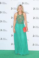Holly Branson, Novak Djokovic Foundation London gala dinner, The Roundhouse London UK, 08 July 2013, (Photo by Richard Goldschmidt)