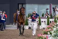 Springsteen Jessica, USA, Don Juan van de Donkhoeve, 394<br /> Olympic Games Tokyo 2021<br /> © Hippo Foto - Dirk Caremans<br /> 31/07/2021