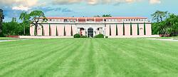 Ringling museum Sarasota Florida Front exterior