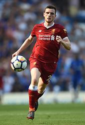 Liverpool's Andrew Robertson