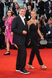 September 2, 2017 - Venice, Italy - Major of Venice Luigi Brugnaro walks the red carpet ahead of the 'Suburbicon' screening during the 74th Venice Film Festival  in Venice, Italy, on September 2, 2017. (Credit Image: © Matteo Chinellato/NurPhoto via ZUMA Press)