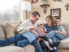 Davis Family, December 2014