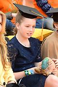 Koningsdag 2017 in Tilburg / Kingsday 2017 in Tilburg<br /> <br /> Op de foto / On the photo:  Prinses Alexia / Princess Alexia
