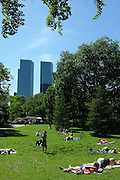 New York, New York. United States. May 29th 2004.Central Park