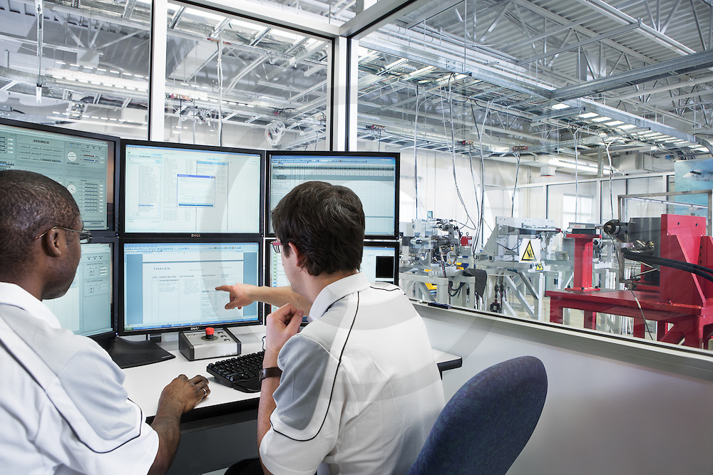 Aeronautic Ing. Working environments
