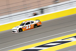 March 2, 2018 - Las Vegas, Nevada, United States of America - March 02, 2018 - Las Vegas, Nevada, USA: Spencer Gallagher (23) takes to the track to practice for the Boyd Gaming 300 at Las Vegas Motor Speedway in Las Vegas, Nevada. (Credit Image: © Justin R. Noe Asp Inc/ASP via ZUMA Wire)