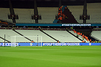 Football - 2018 / 2019 EFL Carabao (League) Cup - Fourth Round: West Ham United vs. Tottenham Hotspur<br /> <br /> A general view, at the London Stadium<br /> <br /> COLORSPORT/ASHLEY WESTERN