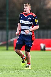 Harry Samuel of Bristol Academy U18 - Mandatory by-line: Craig Thomas/JMP - 03/02/2018 - RUGBY - SGS Wise Campus - Bristol, England - Bristol U18 v Harlequins U18 - Premiership U18 League