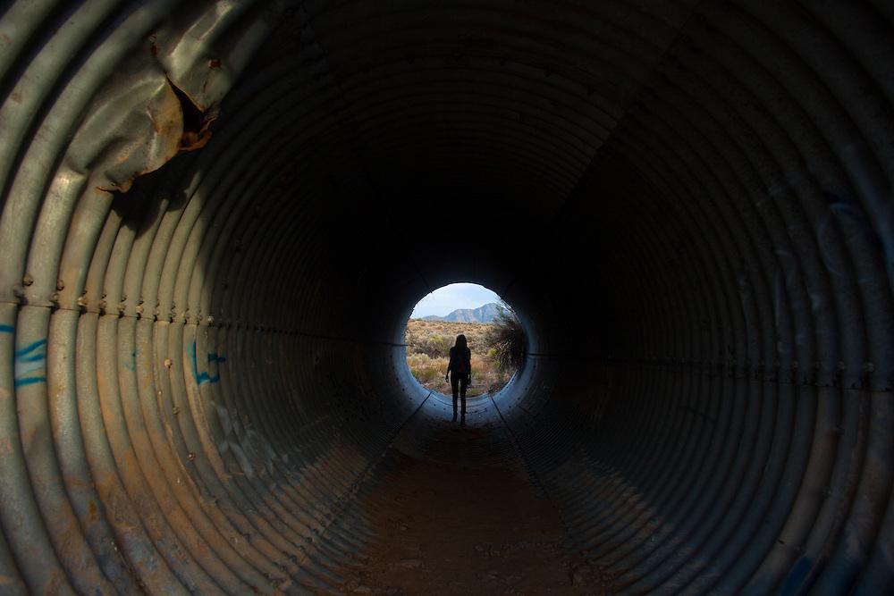 Self portrait taken in Ranchos De Taos, July 2013.
