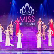 NLD/Hilversum/20160926 - Finale Miss Nederland 2016, alle Missen