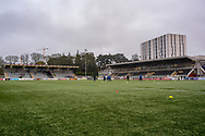 General view (GV) inside the Gallagher Stadium before the The FA Cup match between Maidstone United and Oldham Athletic at the Gallagher Stadium, Maidstone, United Kingdom on 1 December 2018. Photo by Martin Cole